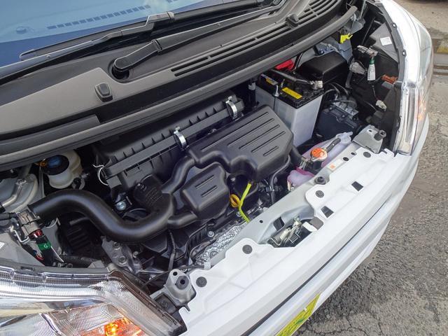 XリミテッドII SAIII 登録届出済未使用車 特別仕様車 OPシャイニングホワイトパール 4WD 純正ナビ装着用アップグレードパック LEDヘッドランプ ブラックインテリアパック キーフリーシステム オートエアコン(23枚目)