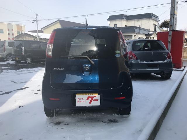 「日産」「モコ」「コンパクトカー」「青森県」の中古車4