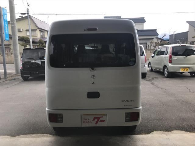 「スズキ」「エブリイ」「コンパクトカー」「青森県」の中古車4