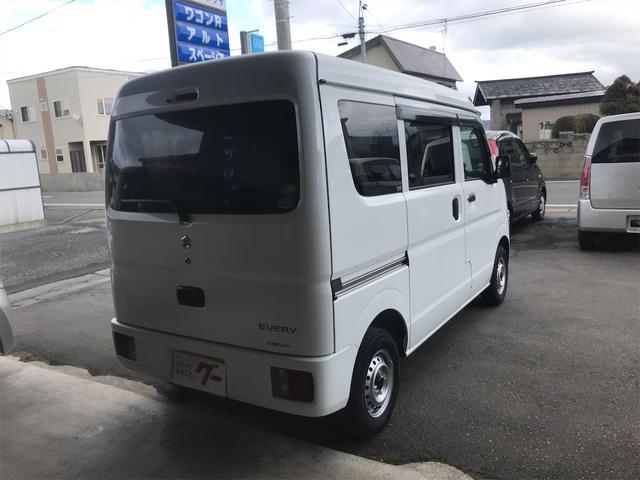 「スズキ」「エブリイ」「コンパクトカー」「青森県」の中古車5