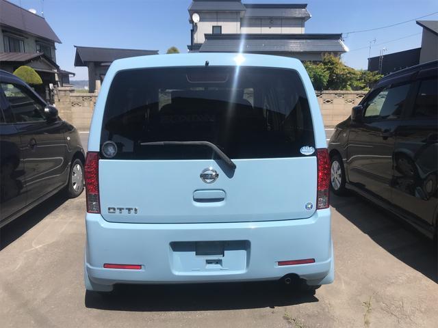 「日産」「オッティ」「コンパクトカー」「青森県」の中古車4