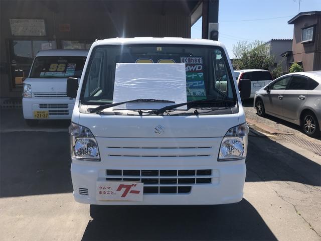 「スズキ」「キャリイトラック」「トラック」「青森県」の中古車2
