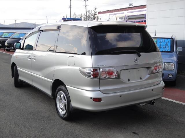 トヨタ エスティマハイブリッド Gセレクション 4WD