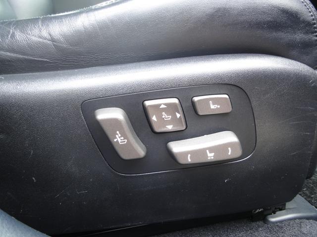 LS600h バージョンU 4WD 純正ナビTV(17枚目)