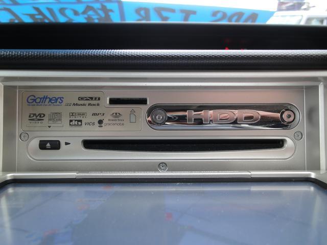 ホンダ ステップワゴン G LSパッケージ 純正HDDナビ