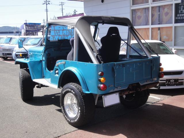 J59 4WD リフトアップ(6枚目)