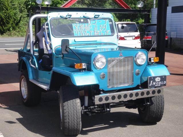 J59 4WD リフトアップ(10枚目)