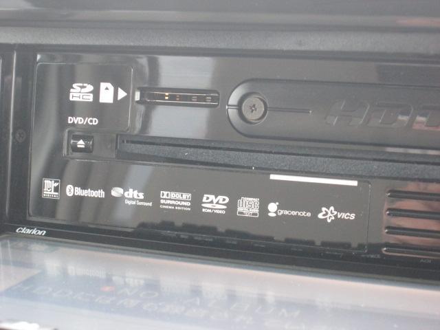 ☆クラリオンHDDナビ・フルセグTV・CD・DVD・ブルートゥース☆ミュージックサーバー☆
