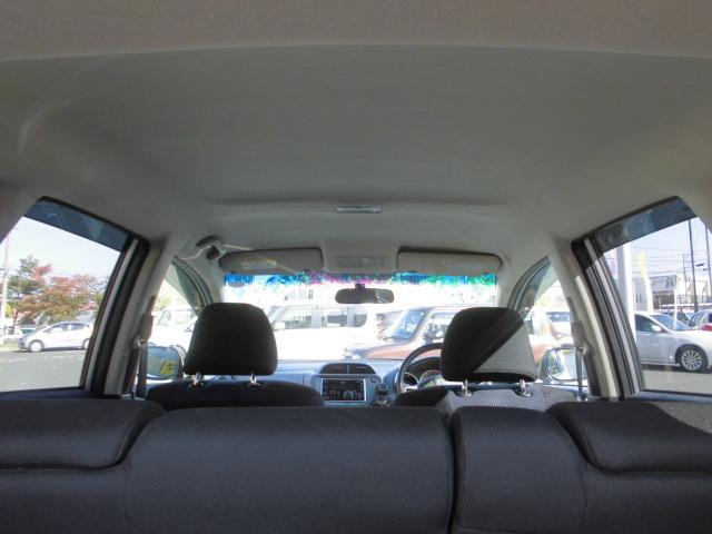 ホンダ フィット G 4WD