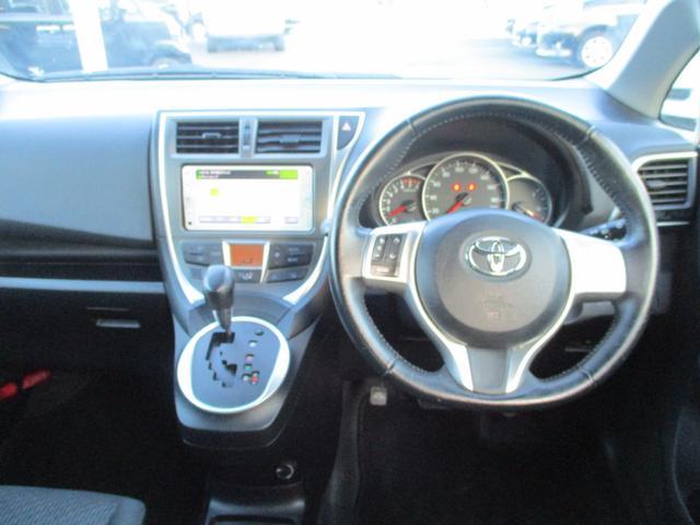 トヨタ ラクティス G 4WD 純正ナビTV バックモニター スマートキー