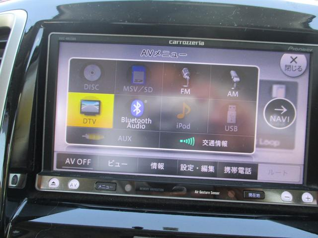 G4 社外ナビフルセグ 4WD ワンオーナー ETC(10枚目)