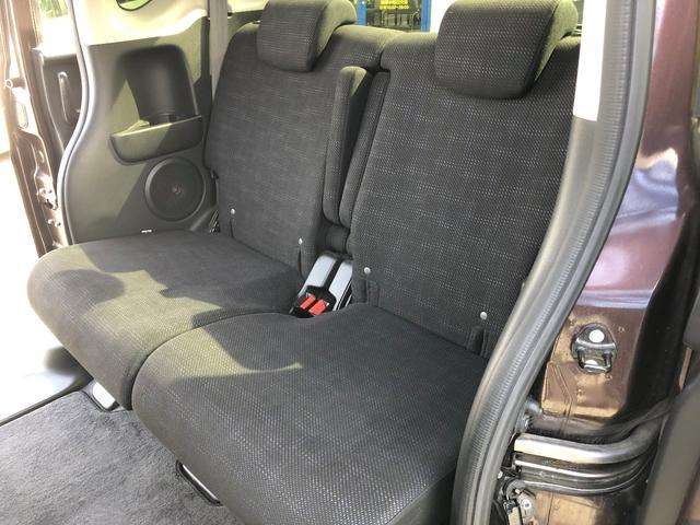 G・Lパッケージ 4WD 片側パワースライドドア 社外ナビ&フルセグ ETC バックカメラ 純正マット&バイザー シートヒーター 社外AW リアシートスライド可 シートリフター ウィンカーミラー 横滑り防止装置(22枚目)