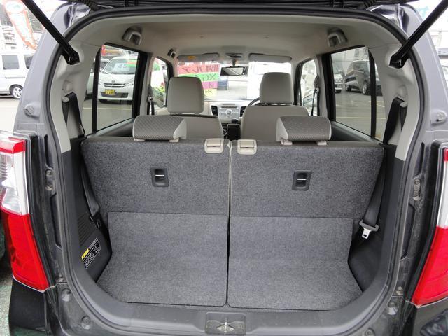 マツダ フレア XG 4WD アイドリングストップ シートヒーター