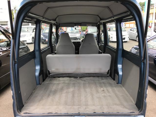 DX 4WD エアコン Wエアバッグ 両側スライドドア(5枚目)