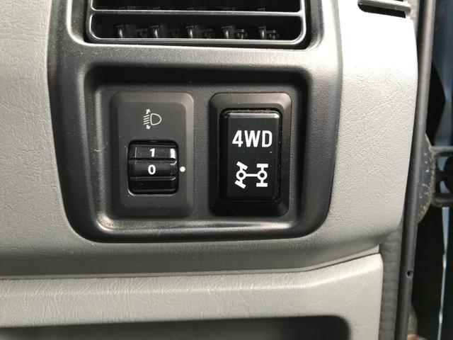 DX 4WD エアコン Wエアバッグ 両側スライドドア(11枚目)