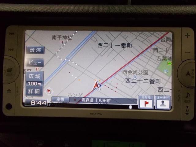 S メモリーナビ ワンセグ スマートキー ETC 寒冷地仕様(8枚目)