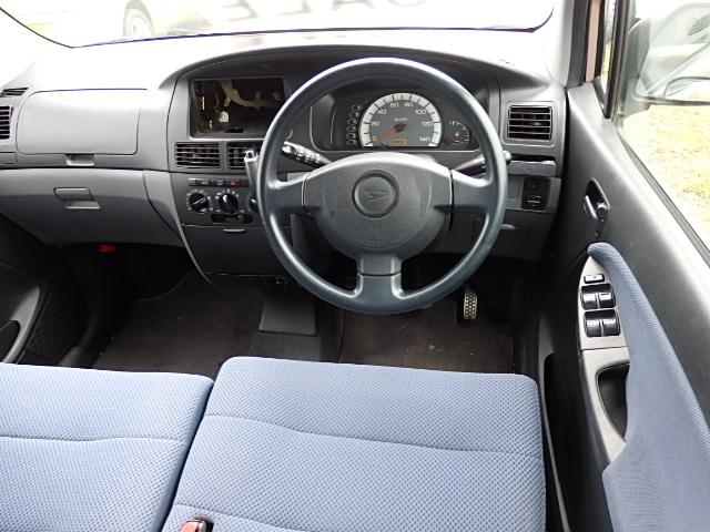 ダイハツ ムーヴ L 4WD ベンチシート キーレス