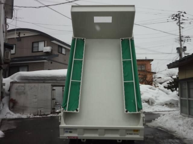 日野 ヒノレンジャー ダンプ 4t