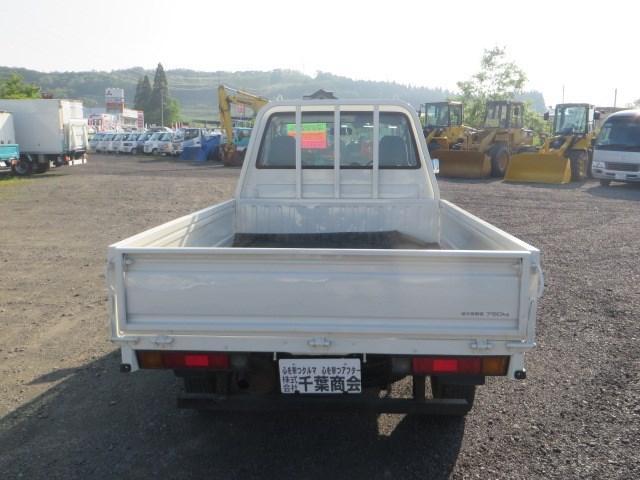 トヨタ タウンエーストラック 平ボディ 4WD