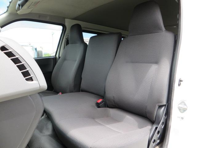 トヨタ ハイエースバン ロングDX ETC リアヒーター