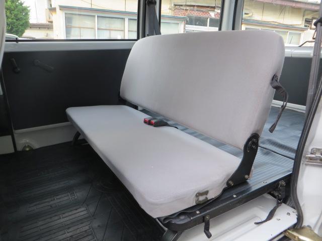 スバル サンバーバン VB 4WD オートマ軽貨物