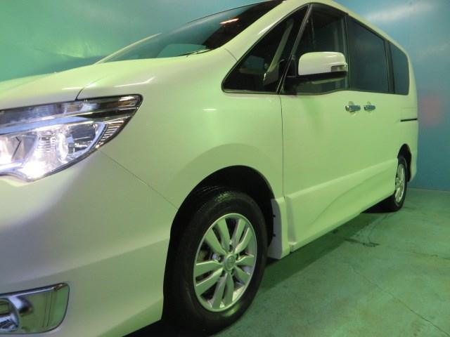 日産 セレナ ハイウェイスター Vセレ+セーフティ 両側パワスラ 4WD
