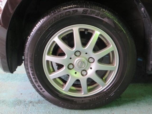 日産 モコ S FOUR 4WD