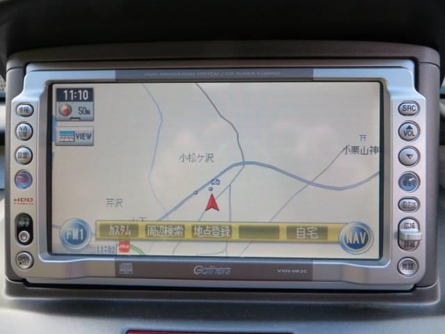 ホンダ オデッセイ M バックカメラ ナビ HID 4WD