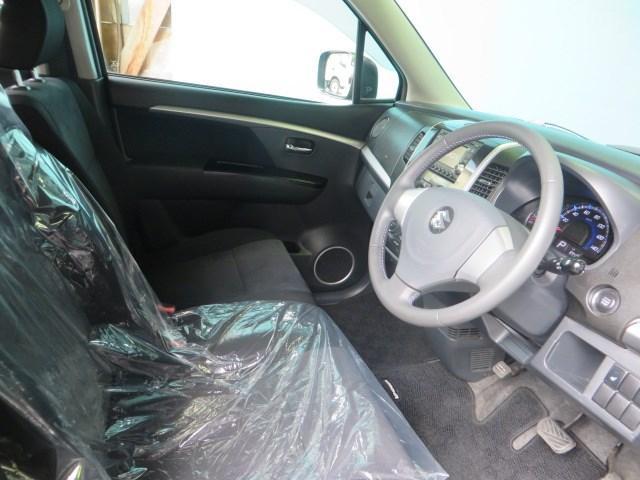 スズキ ワゴンR リミテッドII HID バックカメラ シートヒーター 4WD