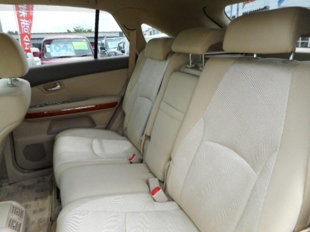 トヨタ ハリアー 240G Lパッケージ バックカメラ ナビ ETC 4WD