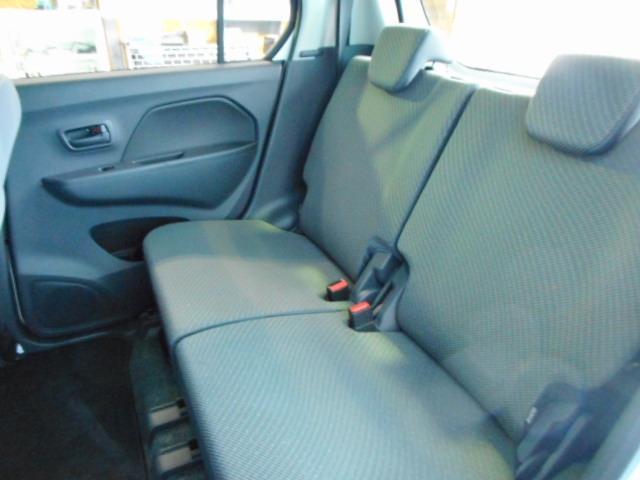 スズキ ワゴンR FX シートヒーター アイドリングストップ 4WD