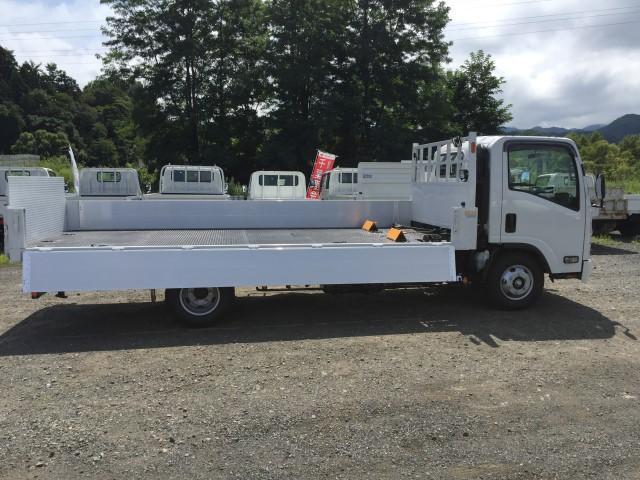 いすゞ エルフトラック アルミブロック セルフ 積載 スライド ウィンチ リモコン