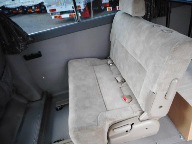 トヨタ コースター 1ナンバービックバントランポ ナビ フルセグ