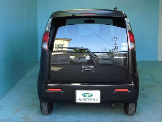 スズキ MRワゴン G 4WD バックカメラ シートヒーター