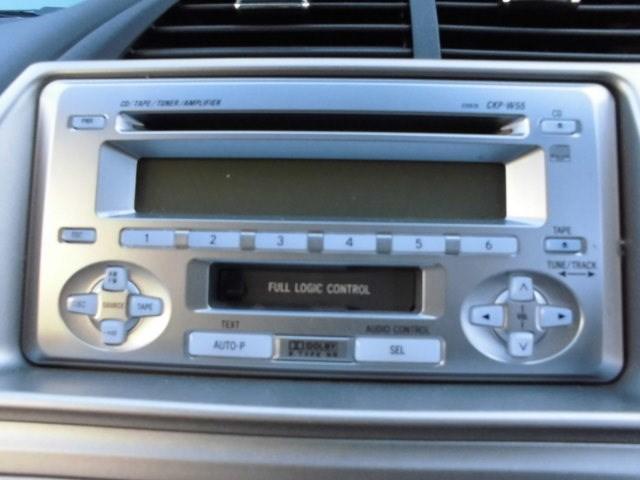 トヨタ ラクティス X キーフリー CD MD