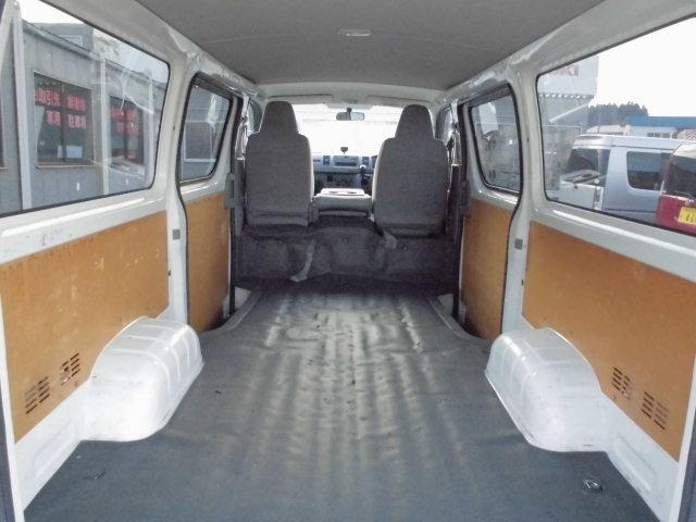 トヨタ ハイエースバン ロング DX 3人乗り ETC 4WD
