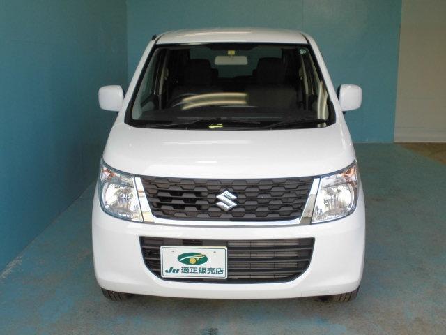 スズキ ワゴンR FX シートヒーター 4WD