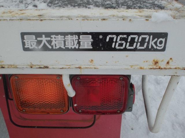 日産ディーゼル コンドル ワイドキャブ 増トン 最大積載量7600kg
