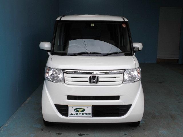 ホンダ N BOX G 4WD キーフリー