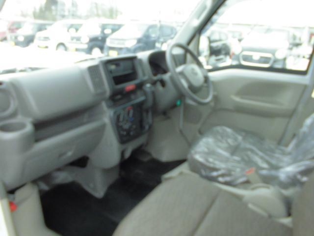 日産 NV100クリッパーバン DX ハイルーフ 4WD 集中ドアロック