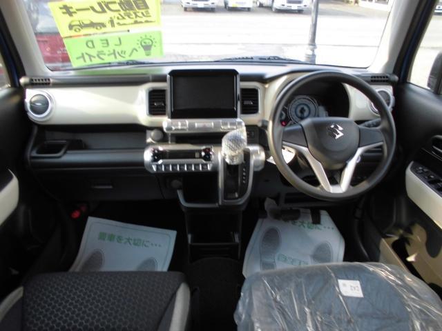 スズキ クロスビー ハイブリッドMX セーフティサポートP LED 4WD