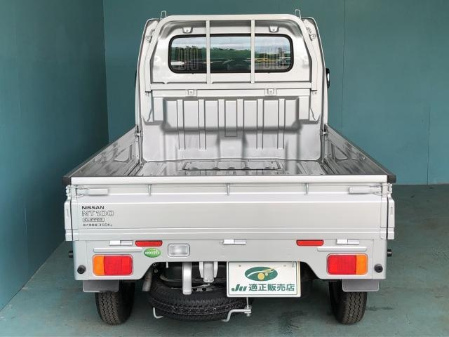 DX 4WD エアコン パワステ オートマ(4枚目)
