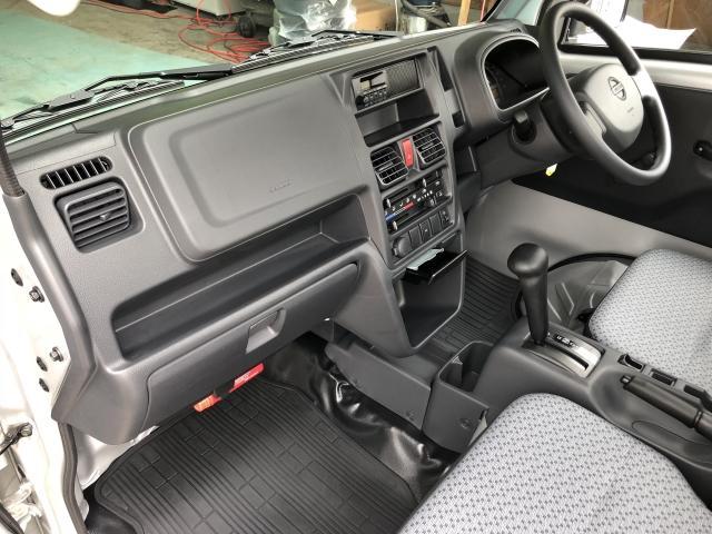 DX 4WD エアコン パワステ オートマ(9枚目)