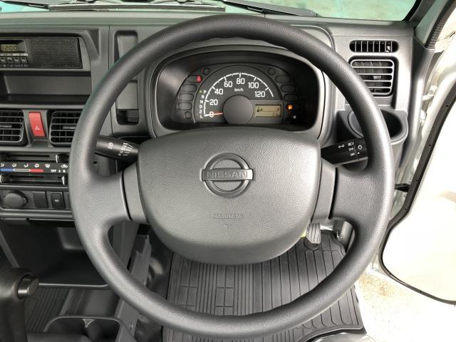 DX 4WD エアコン パワステ オートマ(11枚目)