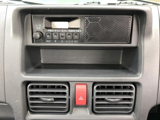 スズキ キャリイトラック KCスペシャル 特別仕様車 4WD エアコン パワステ