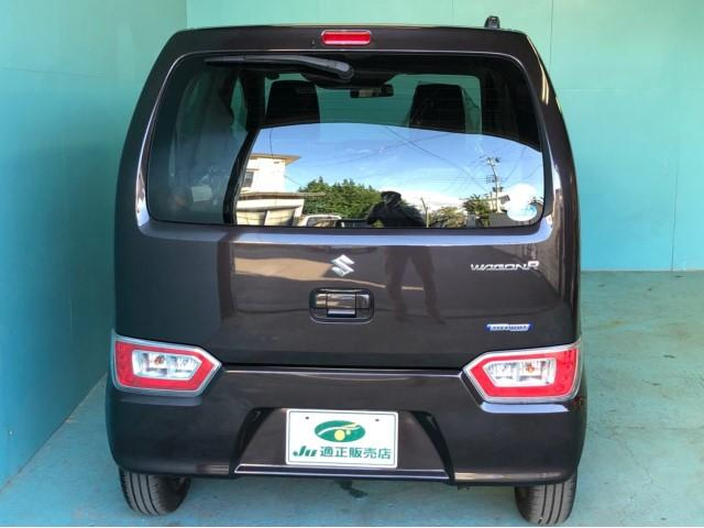 スズキ ワゴンR ハイブリッド FX 運転席 助手席ヒーター 4WD