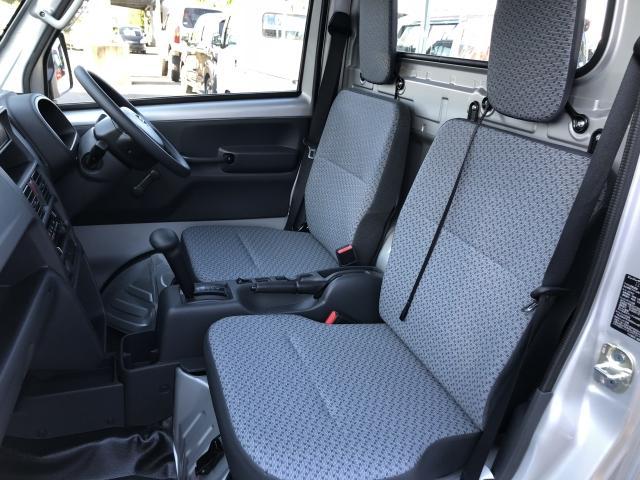 DX 4WD オートマ エアコン パワステ 登録済み未使用(12枚目)