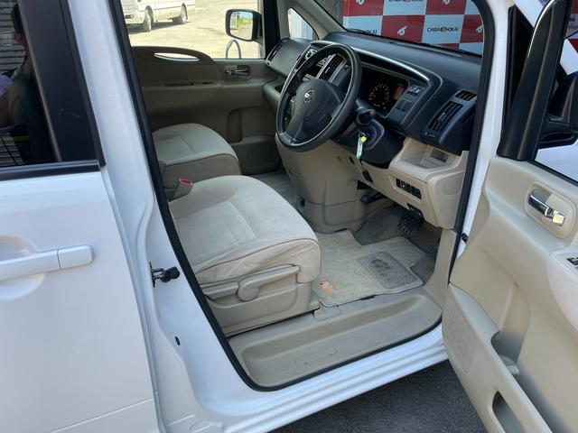 チェアキャブ 車いす輸送車 4WD キーレス CD(7枚目)