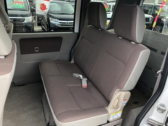 車椅子移動車 後席付 4WD(13枚目)