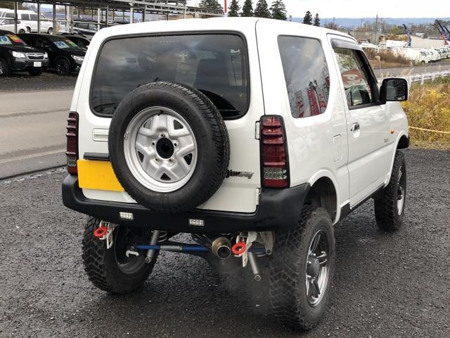 クロスアドベンチャー 4WD  リフトアップ ナビ 地デジ(3枚目)